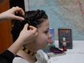 Izrada tradicionalnih ženskih frizura 2