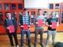 Međužupanijsko natjecanje iz Tehničke mehanike i Strojarskih konstrukcija